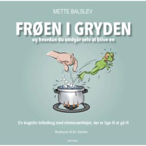 Mette Balslev: Frøen i gryden (2020)